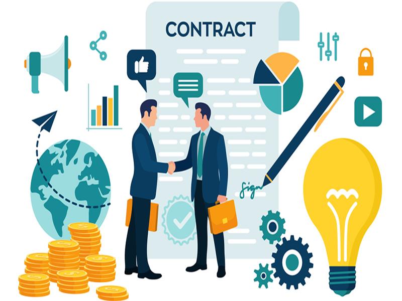Các loại hợp đồng khoán việc